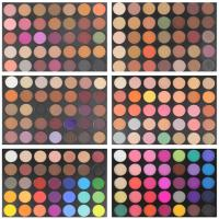 Best Private Label Cheap Cosmetic 35 Color Eyeshadow Palette In Stock wholesale