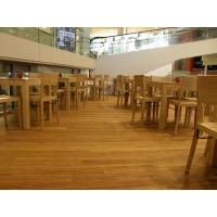 Best Birch Stained Color Handcraped flooring wholesale