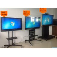 Quality 98 Inch All in One PC Touchscreen i3/i5/i7 Latest Big Screen Interactive Whiteboard wholesale