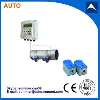 Best wall mounted inline ultrasonic liquid flow meter wholesale