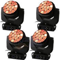 Best 19pcs x 15W RGBW 4in1 LED Bee Eye Beam Moving Head Light Wash Effect wholesale