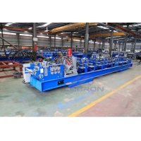Buy cheap Q235 Steel Coil 3.0mm C Z Purlin Roll Forming Machine from wholesalers