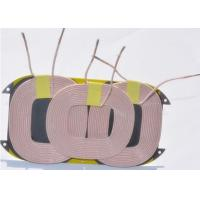 Best Copper Wire Qi Wireless Power Coil Diameter 0.018mm For Transmitter wholesale
