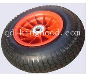 "Best Wheelbarrow Inflatable Wheel 16""x6.50-8 wholesale"