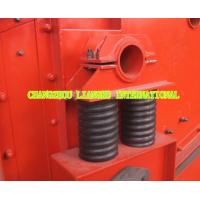 Durable Double Deck Vibrating Screen , Small Amplitude Sieving Sand Wet Vibrating Screen