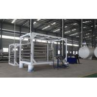 Cheap Outdoor Small Modularity Regulating Metering LNG Skid Mounted Equipment 0.2-3MPa for sale