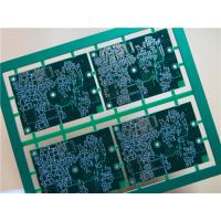 Best Impedance PCB Built On Tg170 FR-4 With Immersion Gold 10 Layers Copper wholesale
