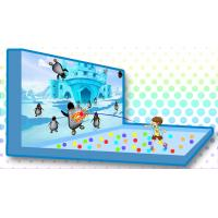 Best Strong Compatibility Interactive Projector Games Penguin X-ball Theme wholesale