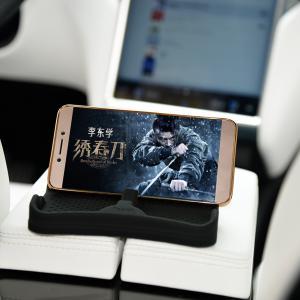 Best Topfit Anti-Slip Mobile Phone Mount for Tesla,Phone Holder, Phone Stand for Tesla (Black) wholesale