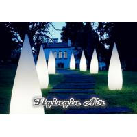 Best Decorative Stage Light Inflatable Cone for Party and Yard Decoration wholesale