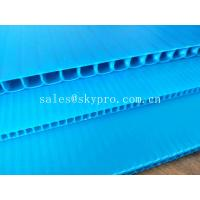 Best Fire Retardant Retardant Effect PP Corrugated Plastic Sheet Corflute PP Hollow Sheet wholesale