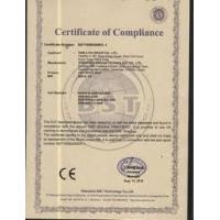Yueqing EDTY Electric Co., Ltd. Certifications