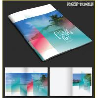 Best chinese manufacturer custom A4 art paper full color  printing catalogue wholesale