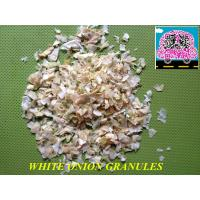 dehydrated garlic/onion flakes