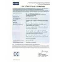 Solar Industrial Limited Certifications