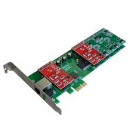 Best High sercurity!telephony card with pci express interface for voip pbx wholesale
