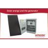 Cheap 200AH 200W solar power ups system / UPS power inverter NI - MH battery wholesale