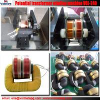 Best best selling automatic voltage transformer winding machine for current instrument transformer wholesale