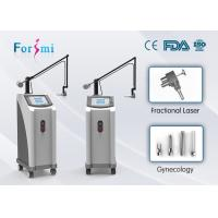 Buy cheap 30W RF Fractional co2 laser machine fractional laser vaginal tightening and scar removal from wholesalers
