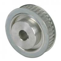 China High Power Transmission Stainless Steel Casting Timing Belt Pulley Rust Proof Oiling on sale