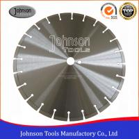 Buy cheap 350 mm Diamond Stone Cutting Blades with Sharp Segment  for Bluestone Cutting from wholesalers