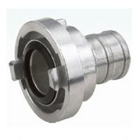 "Best Aluminum forging Storz Fire Hose Coupling 1"" to 4"" with hose tail wholesale"