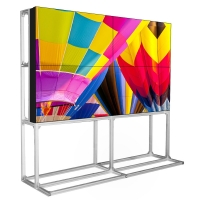 Best Rohs 4K Video Wall Display 700cd/M2 Samsung Video Wall 55 Inch 1920x1080 wholesale