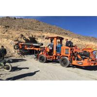 Cheap Fully Hydraulic Double Boom Drilling Jumbo DFJ-2C50, Underground Mining Drill for sale