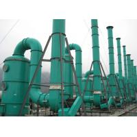 Quality Industry / Chemical Tail Gas Absorption Tower FRP For Environment Protection wholesale