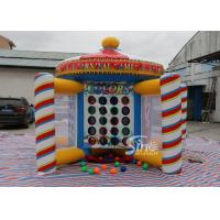 Best 5in1 Outdoor blow up Kids and Adults Inflatabe Carnival Games For New Year Carnival Event wholesale
