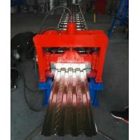 Best Low Noise Stainless Shutter Door Roll Forming Machine With High Performance wholesale