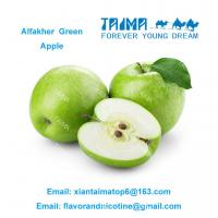 Best High quality and factory prices Green Apple e liquid flavour add into PG VG base / nicotine liquid wholesale