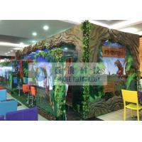 Best Special 5D Theater System With Dinosaur Cabin And High Definition Screen wholesale