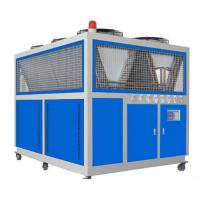 Best R134a Refrigerant Air - Cooled Screw Chiller / Box type Industry Water Cooling Machine wholesale