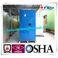 Best Industrial Corrosive Chemical Storage Cabinets With Adjustable Shelf Double Door wholesale