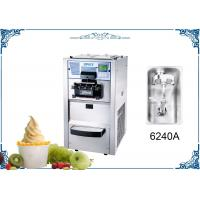 Best Commercial Soft Serve Ice Cream And Yogurt Maker With Air Pump Twin Twist Flavor wholesale