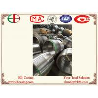 China 16Mn Open Die Forging Tubes in Machined Condition EB24003 on sale