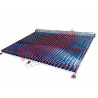 Best High Efficiency U Pipe Solar Collector Balcony Mounting Stainless Steel Reflector wholesale