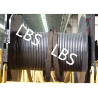 Best Recovery Wire Rope Or Cable Lebus Grooved Drum Highly Rugged Design wholesale