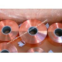Best Cast Resin Transformer Copper Sheet Roll With Brighter And Cleaner Surface wholesale