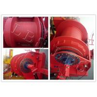 Best Offshoe Marine Boat Hydrauliclebus Groove Winch For Oil Exploration wholesale