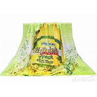 21S Cotton Cut Pile Custom Printed Beach Towels for Adults75*150cm