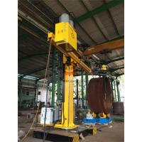 Quality Automatic Column And Boom Welding Manipulators With Self Align Rotator wholesale