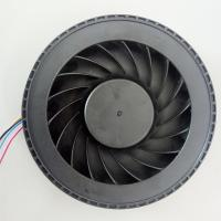Buy cheap 120mm dc centrifugal blower fan with high speed 4800rpm, 12V 24V 48V PET round fan used for air purifier from wholesalers