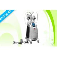 Best Zeltiq Coolsculpting Fat Freezing Equipment , Cryolipolysis Slimming Machine With 4 Handles wholesale