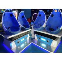 Cheap Luxurious Virtual Reality / VR 9d Cinema Simulator Game Machine For Shopping Mall for sale