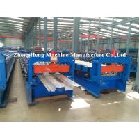 China Full Automatic Galvanized Corrugated Roof Tiles Making Machine k Span CE on sale