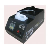 Best Hazer 1500w Stage Fog Machine For Theatre Lighting , timer and ration control wholesale