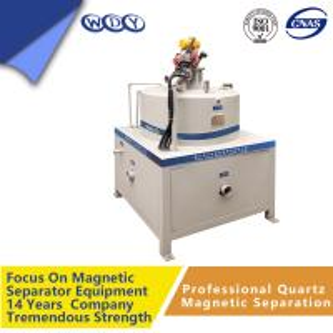Best Drum Type Wet Magnetic Separator Machine / Equipment High Efficiency wholesale