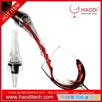 China Wine Aerator Pourer Premium Aerating Pourer and Decanter Spout Best Pourer on sale